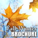 Fall and Winter Brochure