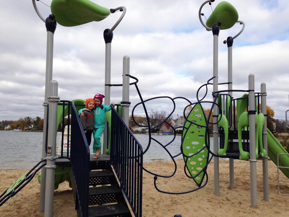 City Beach playground